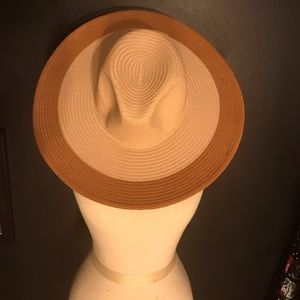 Urban Outfitters Colorblocked Wide Brim Rancher